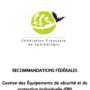Normes FFS gestion EPI